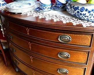 Also A Great Linen Chest...Or Small Serving Buffet...