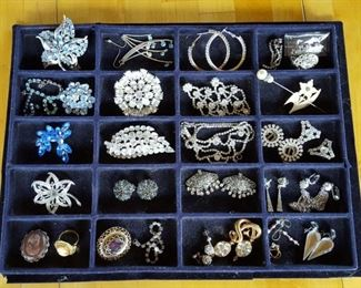 Weiss and vintage jewelry
