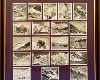 Players Mount Everest Cigarette Cards