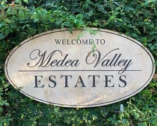 Welcome to Medea Valley Estates
