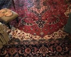 9 x 12 Handknotted rug