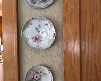 Another set of beautiful plates