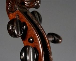Lot 1919 Antique Violin $100 Starting Bid