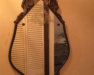 Nurre Maestro wall mirror