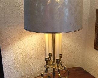 vintage Stiffel lamp