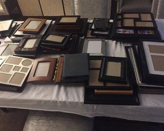 Dozens of frames