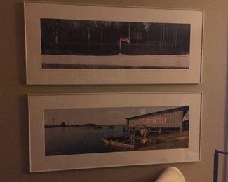 Framed photos-$1000.00 retail!