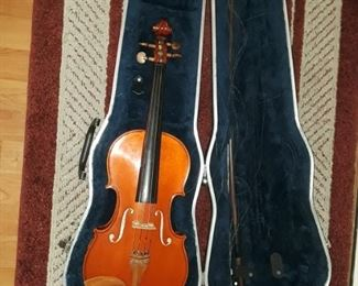 Violin from Baroque Violin Shop