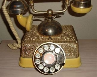 FRENCH CONTINENTAL PHONE