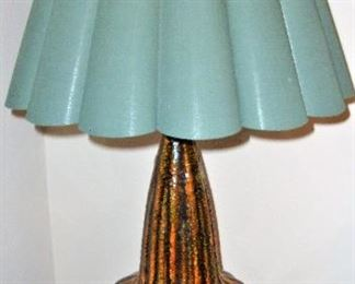 MID-CENTURY LAMPS - WE HAVE THE PAIR