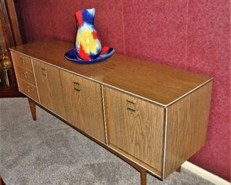 "MID-CENTURY WOOLWICH, LONDON SIDEBOARD ""PHENOMENAL"""