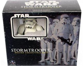 Star Wars 2004 Gentle Giant (Deluxe) Stormtrooper Mini Bust