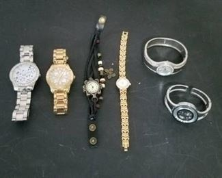 Fashion Watches Lot