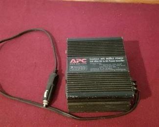 APC Surge Arrest Mobile Power Inverter 350W