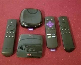 Roku Player w/ Remote and Verizon Hub …