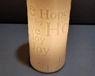 Love Hope Diffuser Lamp