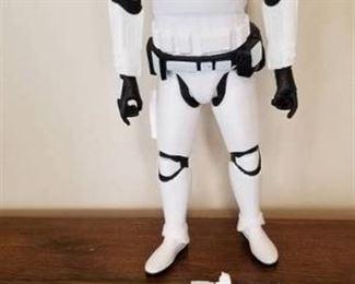 Lucasfilm Ltd Storm Trooper Figurine / Statue w/ Gun