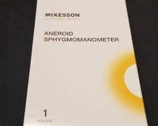 McKesson Aneroid Sphygmomanometer