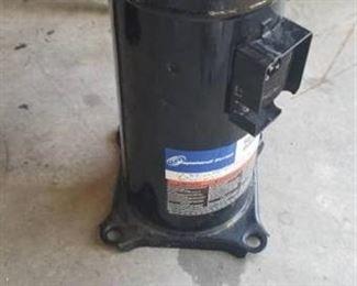 New Copeland Scroll Compressor Model ZR52K3-PFV-230