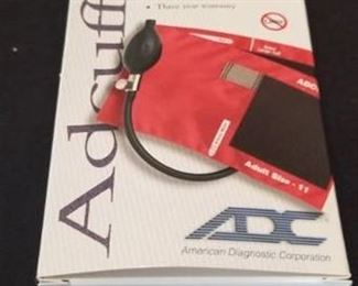 ADC Reusable BP Cuff Adult size 11...