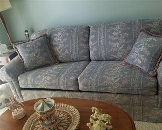 Queen Hide-A-Bed sofa