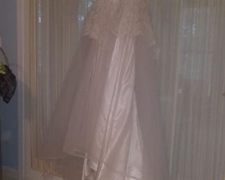 1950's Beautiful Wedding Dress