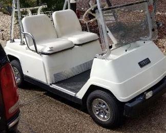 1984 Yamaha Gas Golf Cart