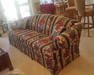 Massoud Sofa.   Like new.