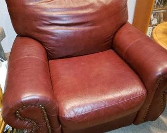 Yummy Leather Chair