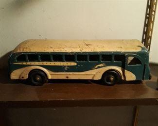 Toy Greyhound Bus