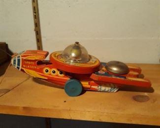 Rocket toy,  fischer price
