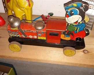 Going Bell toy Mfg. Co.