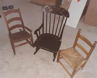 child size  chairs