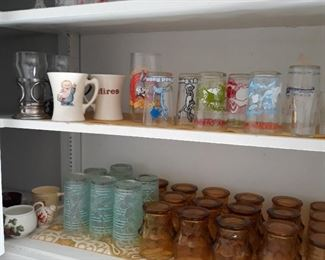 collectible glass ware
