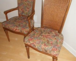 dining chairs, full  set