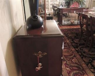 silverware cabinet
