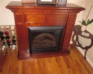 Fireplace Heater Cabinet