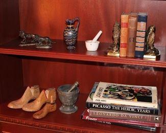 Book and Bric-A-Brac