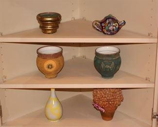 Small Decorative Pots