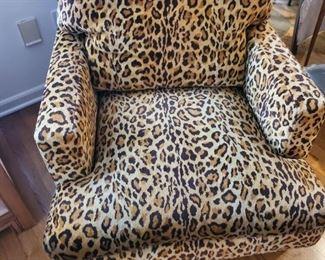 Mid Century Dunbar Chair