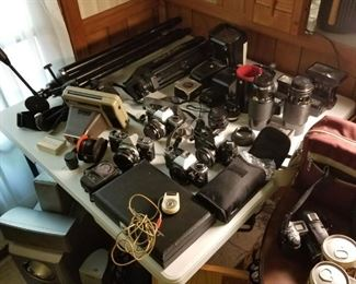 Cameras and accessories  Binoculars