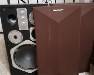 Vintage Marantz speakers
