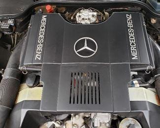 5.0 V8 rated at 322HP
