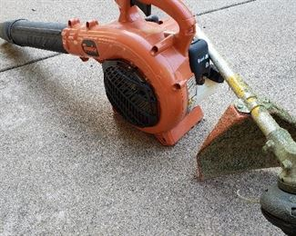 Tanaka gas trimmer and blower