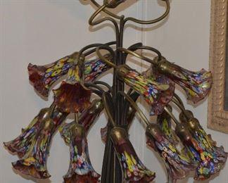 21 Tulip Lamp