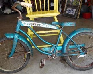 Bike western flyer