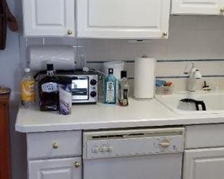 GE Potscrubber dishwasher