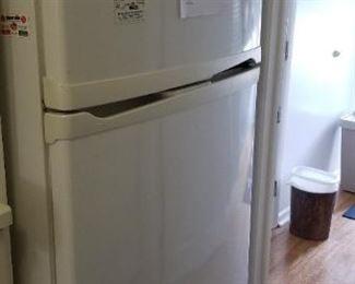 Whirlpool refrigerator mfg. 4/2010