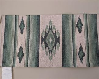 Southwest native American rug