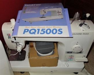 Brother PQ 1500S
